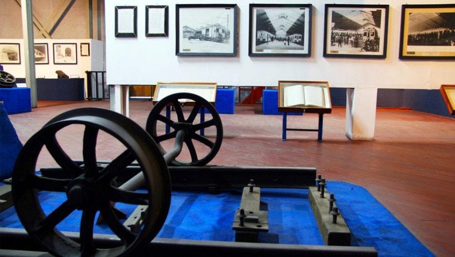 Museo del Ferrocarril de los Altos