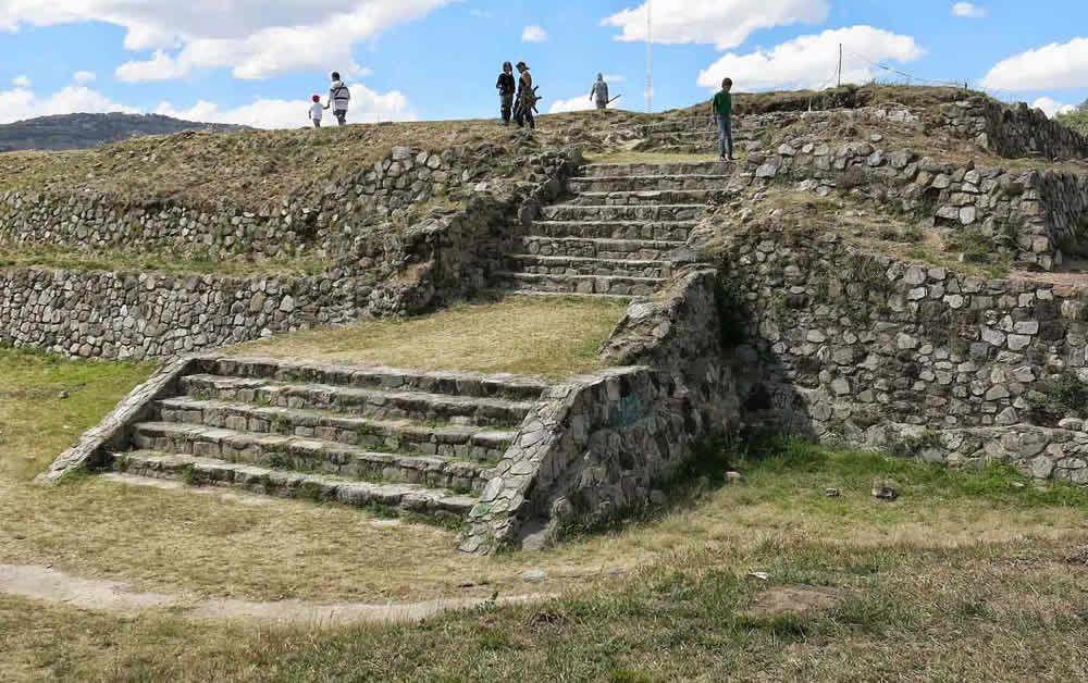 Zona Arqueológica el Ixtepete