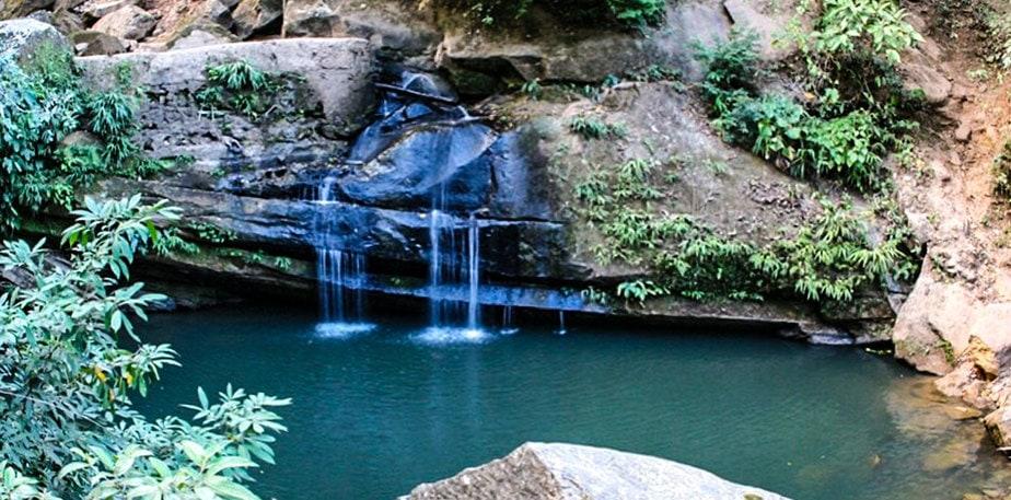 Cascada la Calaboza