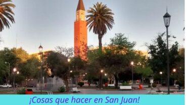 Cosas que hacer en San Juan