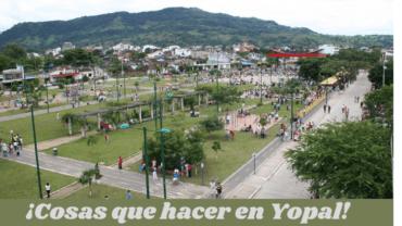 Cosas que hacer en Yopal