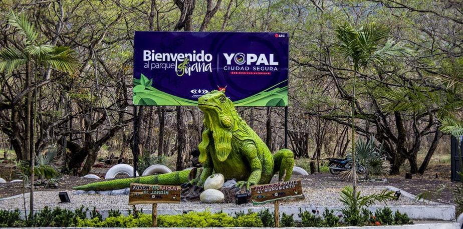 Parque Natural La Iguana